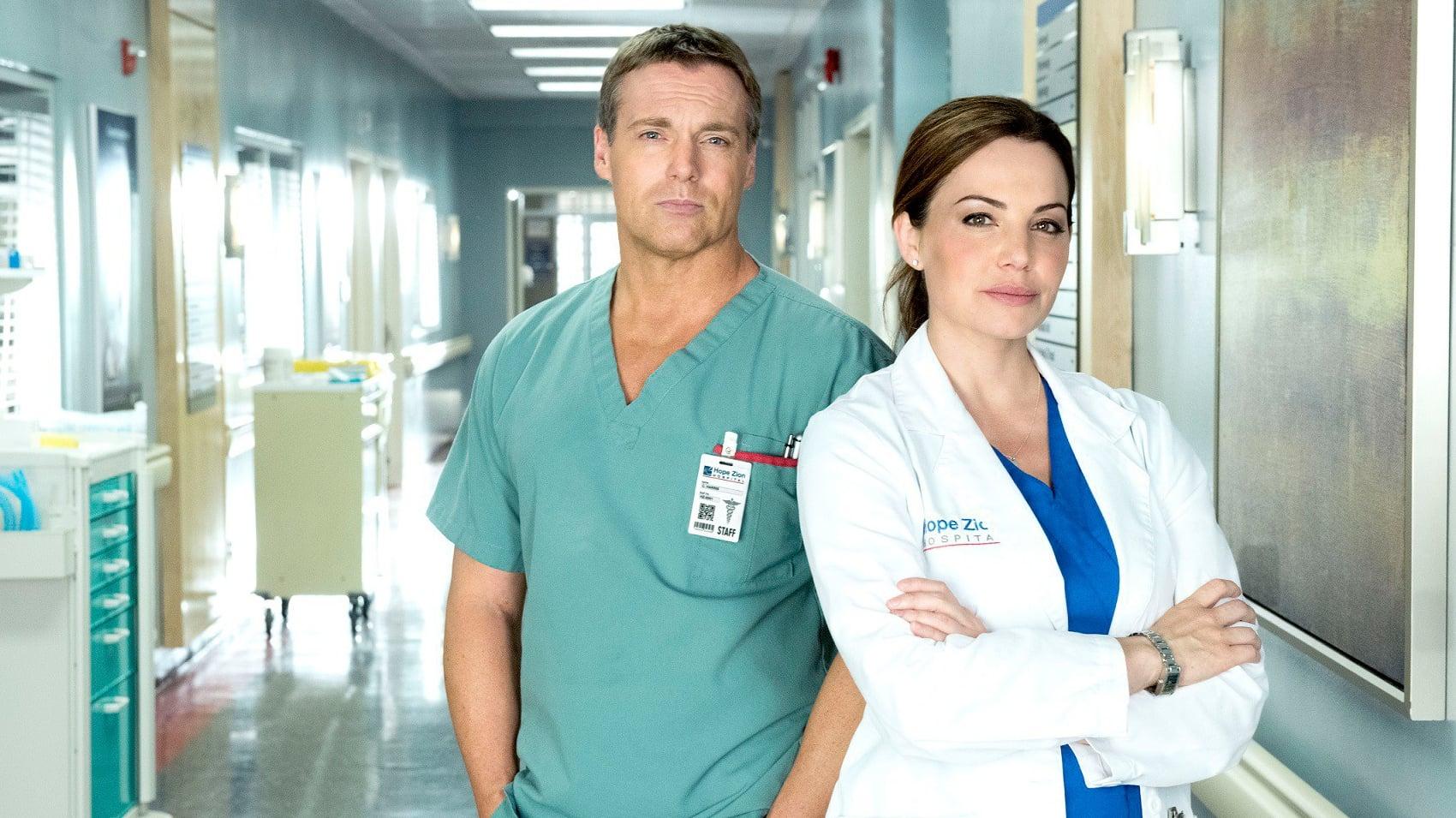 Derde en vierde seizoen Saving Hope verschijnen begin november bij Ziggo