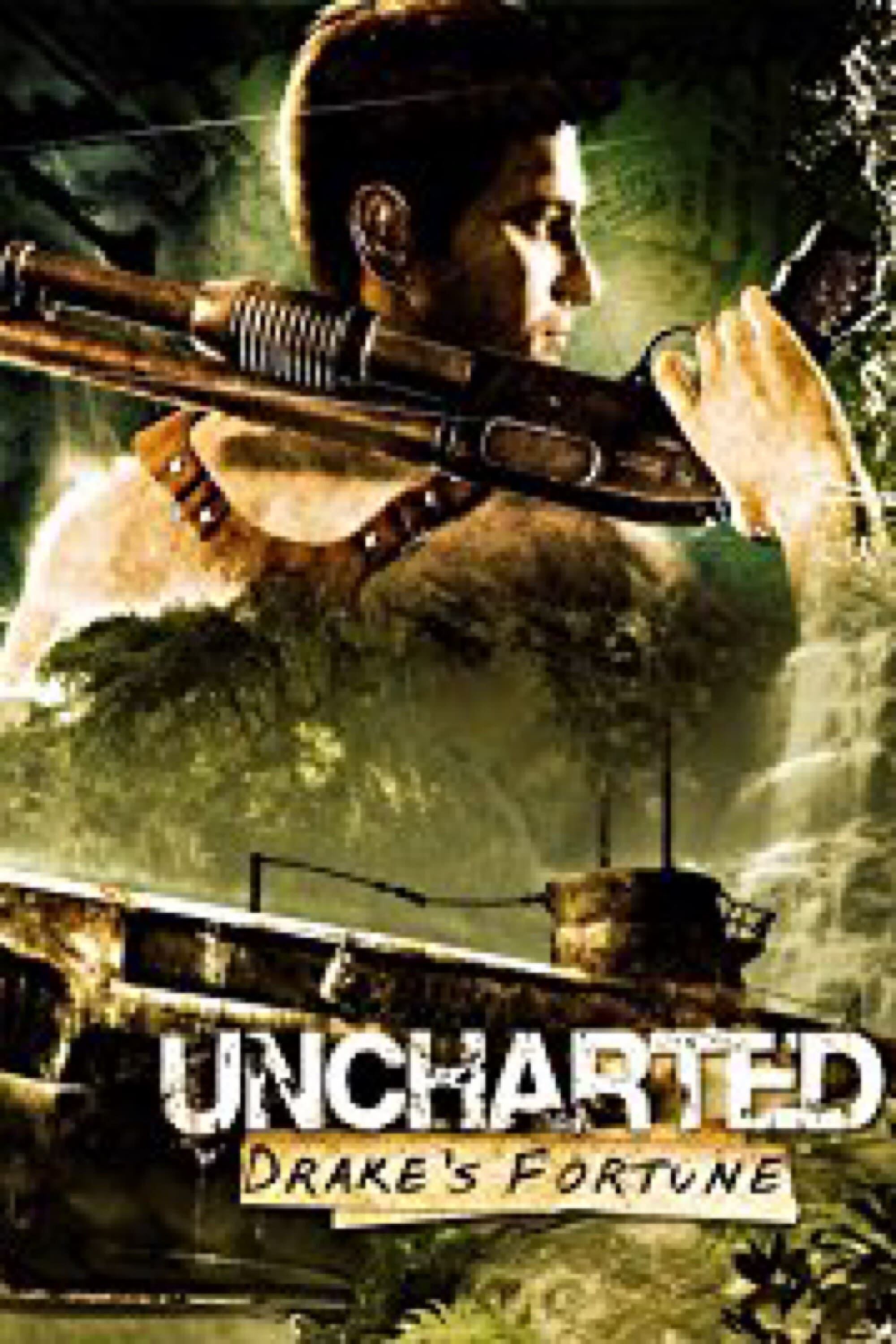 Ver Uncharted: Drake?s Fortune Online HD Español (2007)