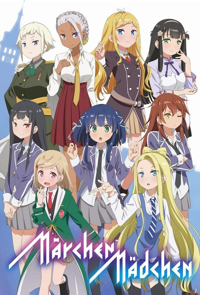 メルヘン・メドヘン TV Shows About Fairy