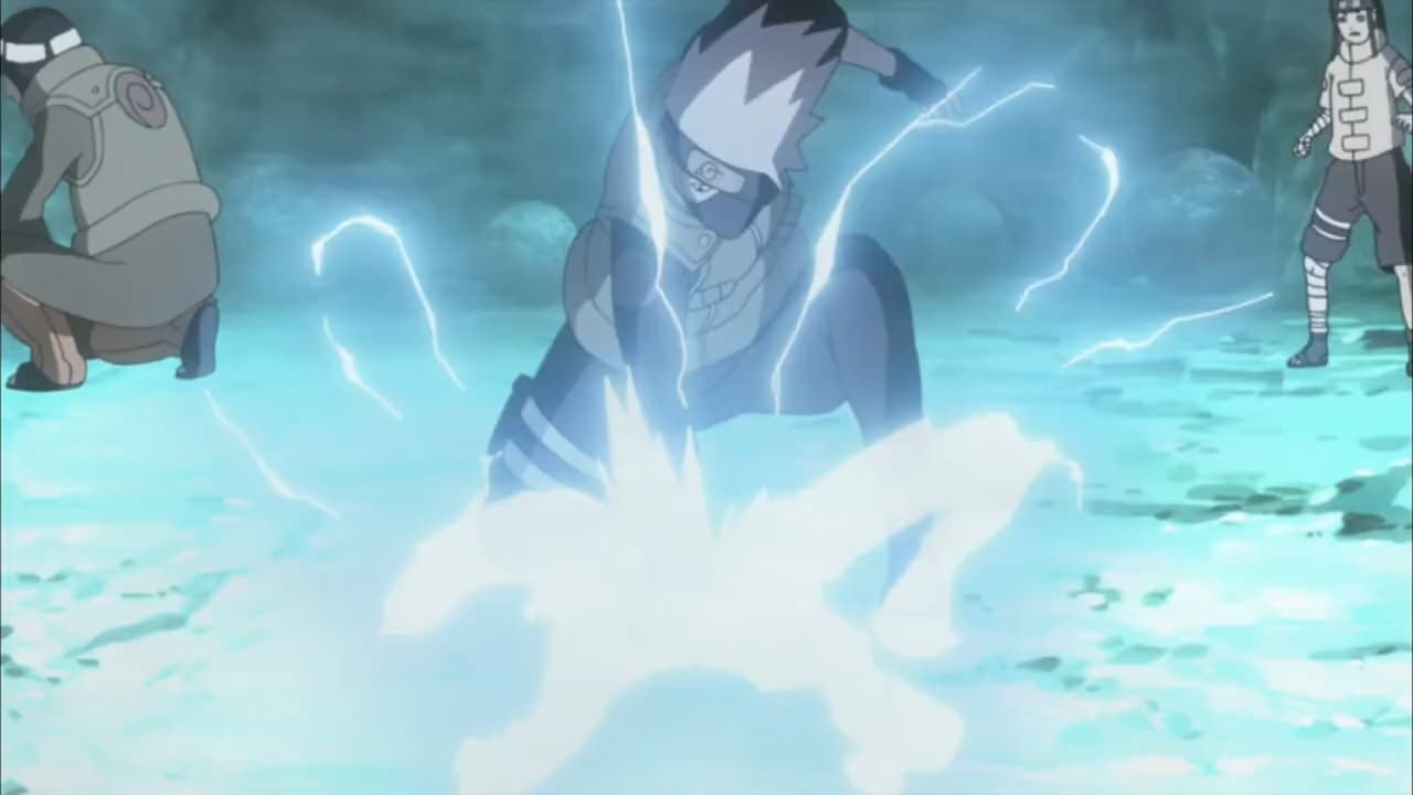 Naruto Shippūden Season 14 :Episode 306  The Heart's Eye