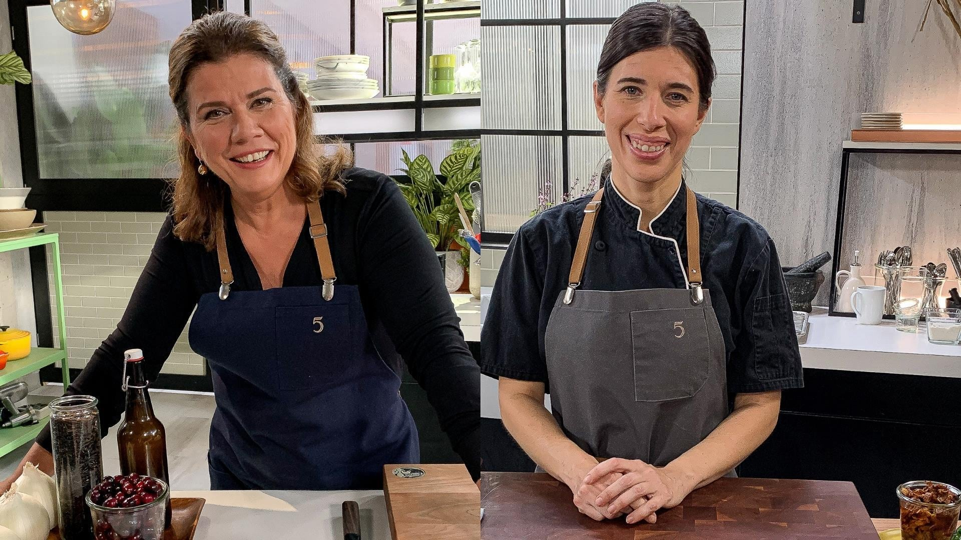 5 chefs dans ma cuisine Season 1 :Episode 33  Episode 33