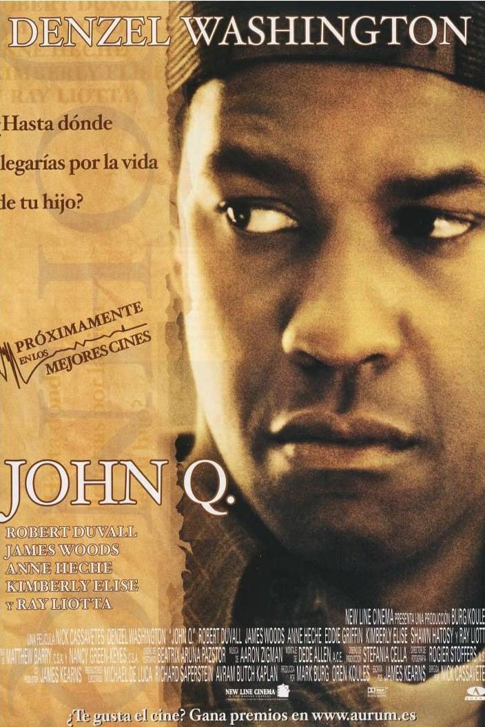 Póster John Q