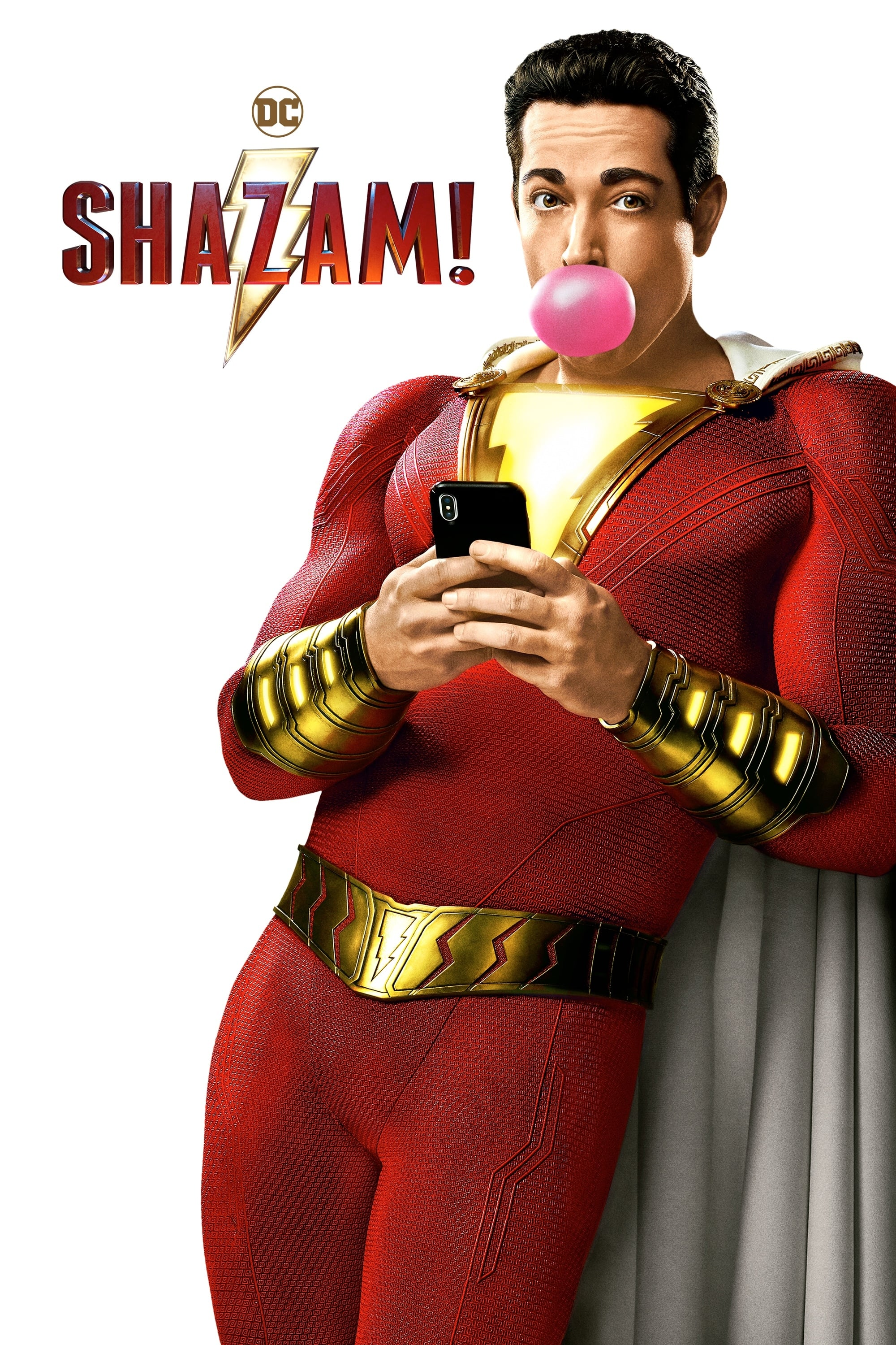 Shazam! (2019) HD 1080P LATINO/INGLES