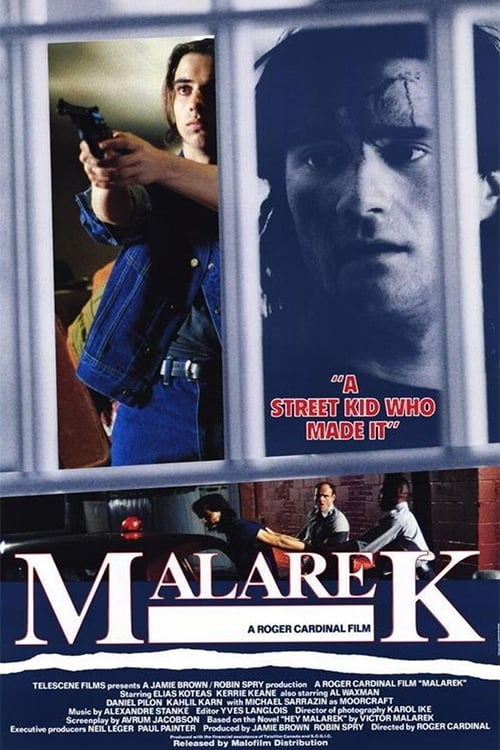 Malarek on FREECABLE TV
