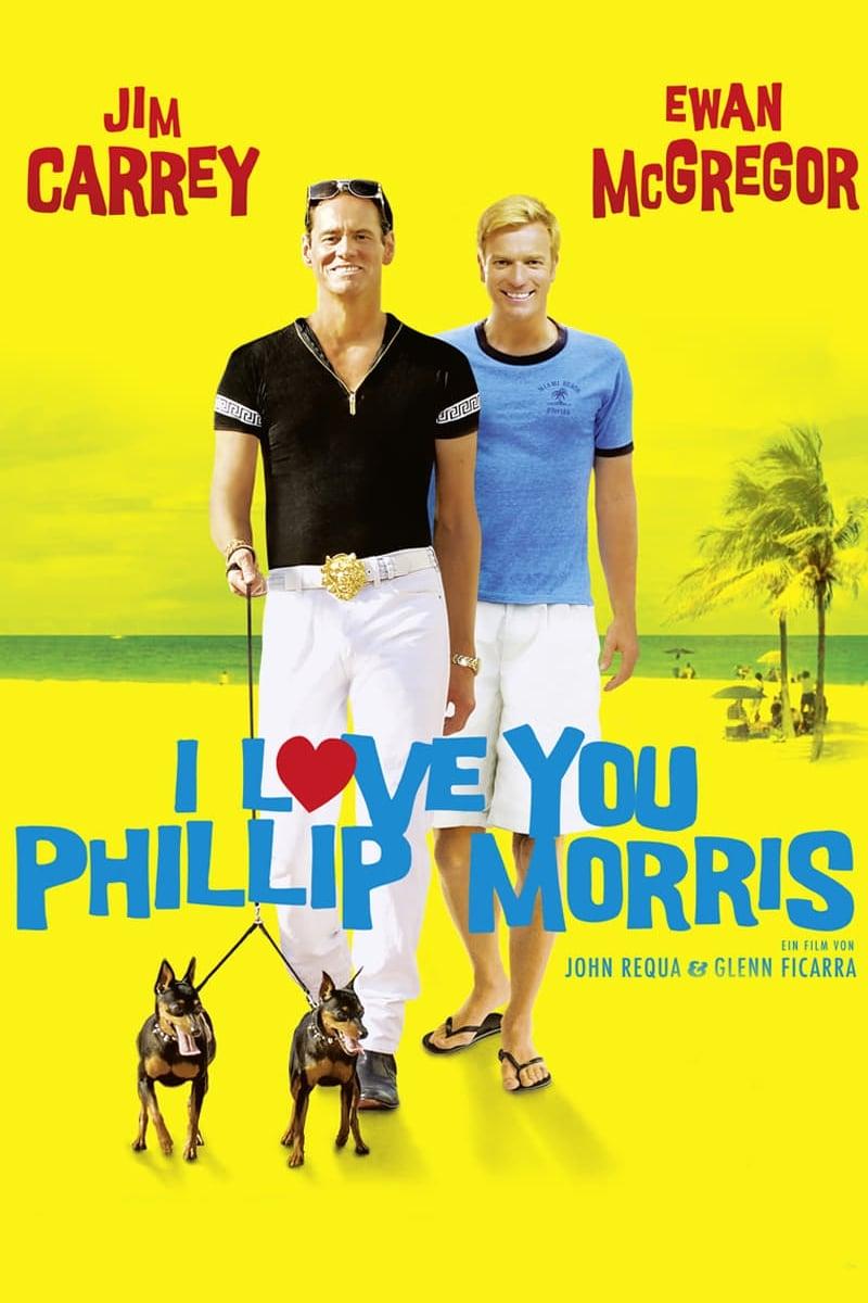 I Love You Phillip Morris Stream