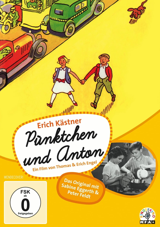 pünktchen und anton 1953 posters the database tmdb