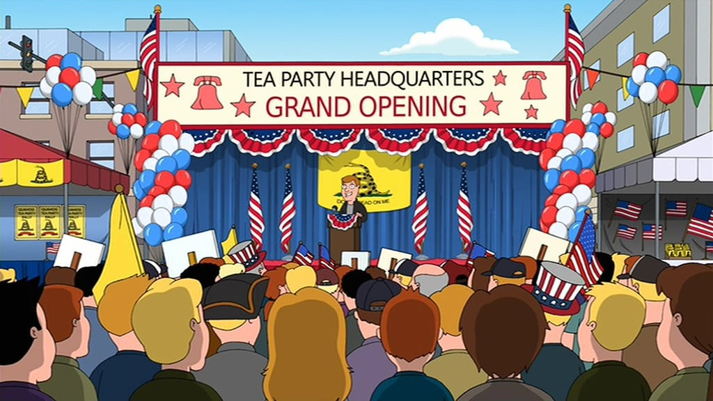 Family Guy Season 10 :Episode 21  Tea Peter