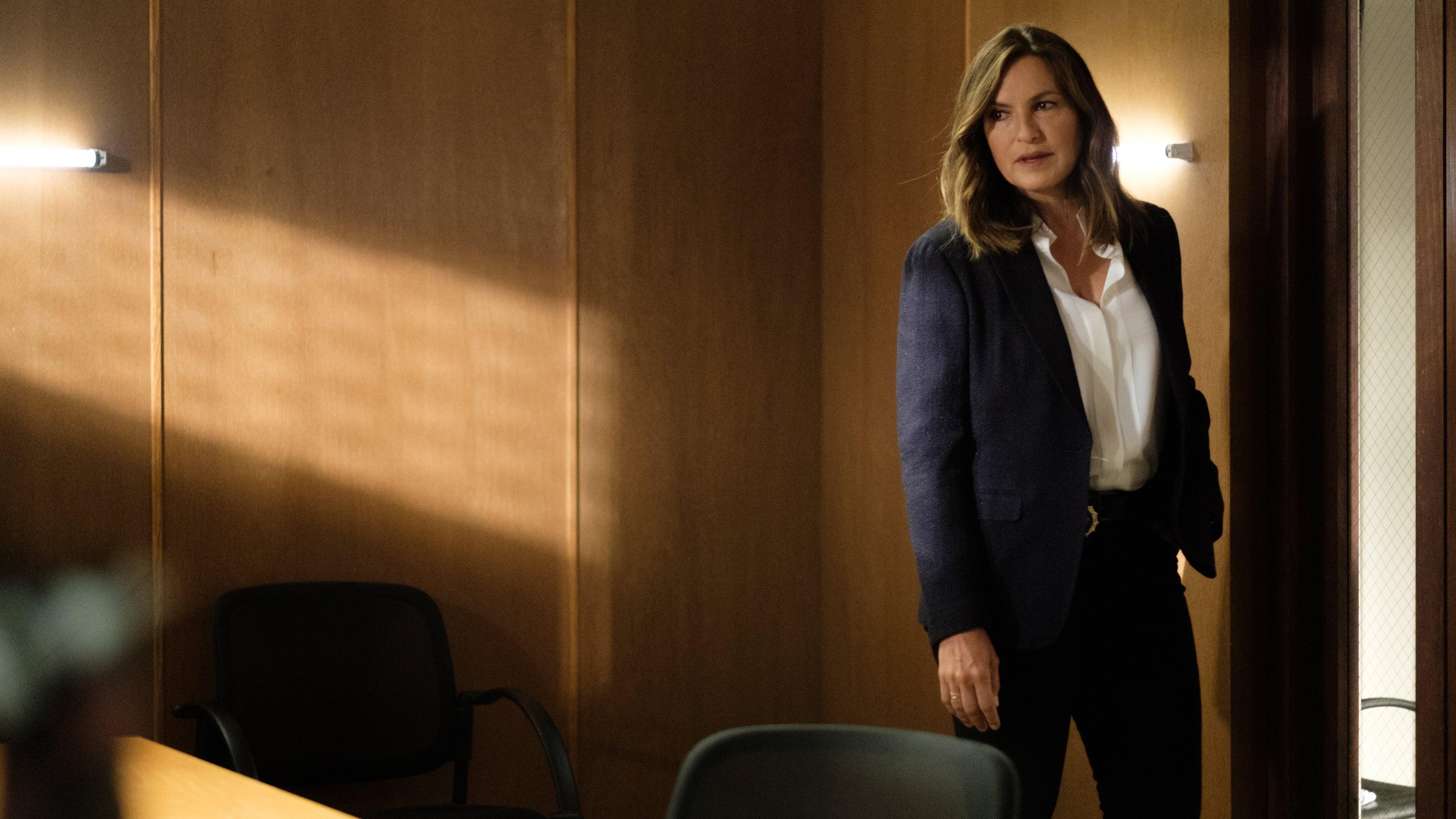 laki ja järjestys SVU tehdä Benson ja Stabler koskaan koukkudating sites ja masennus