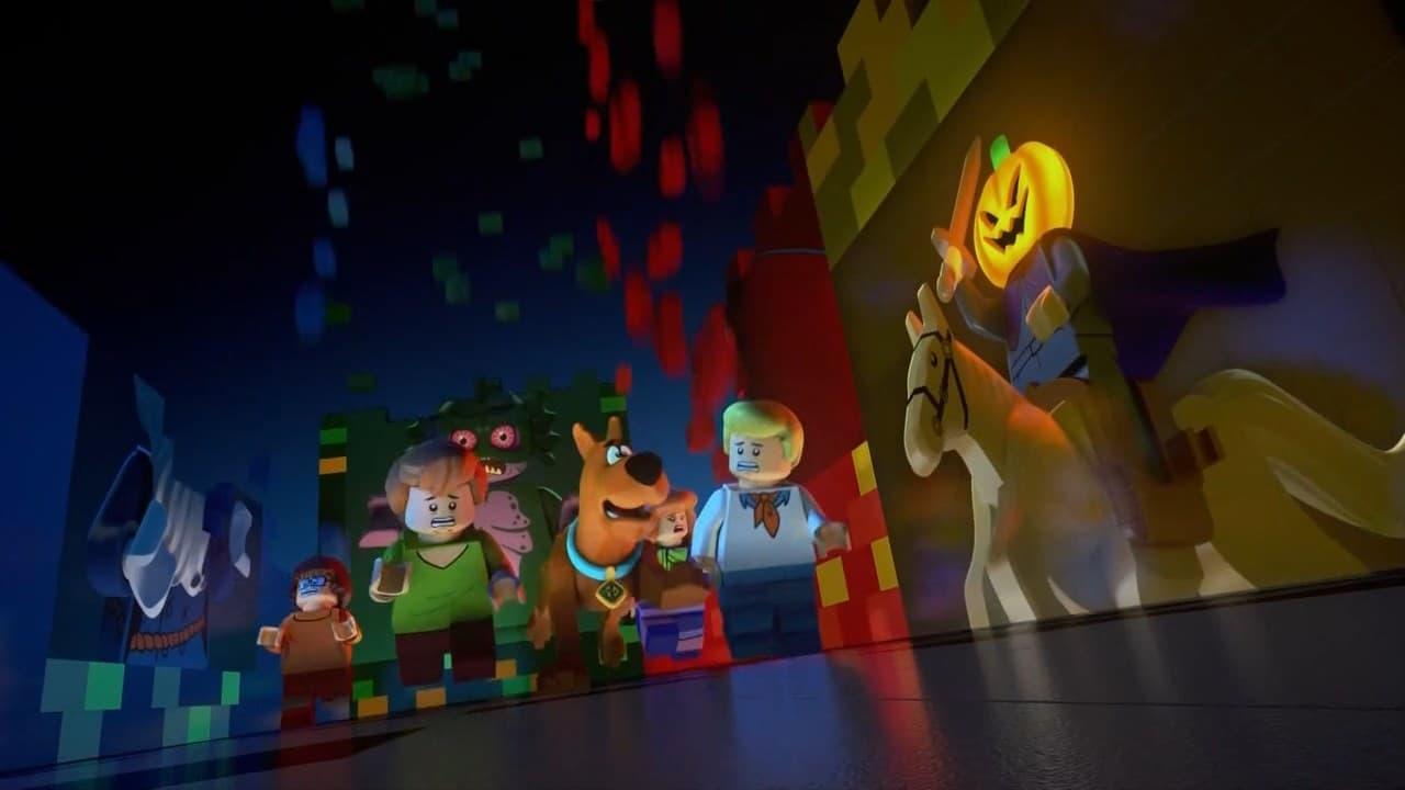 Lego Scooby-Doo : Terreur au temps des chevaliers (2015)