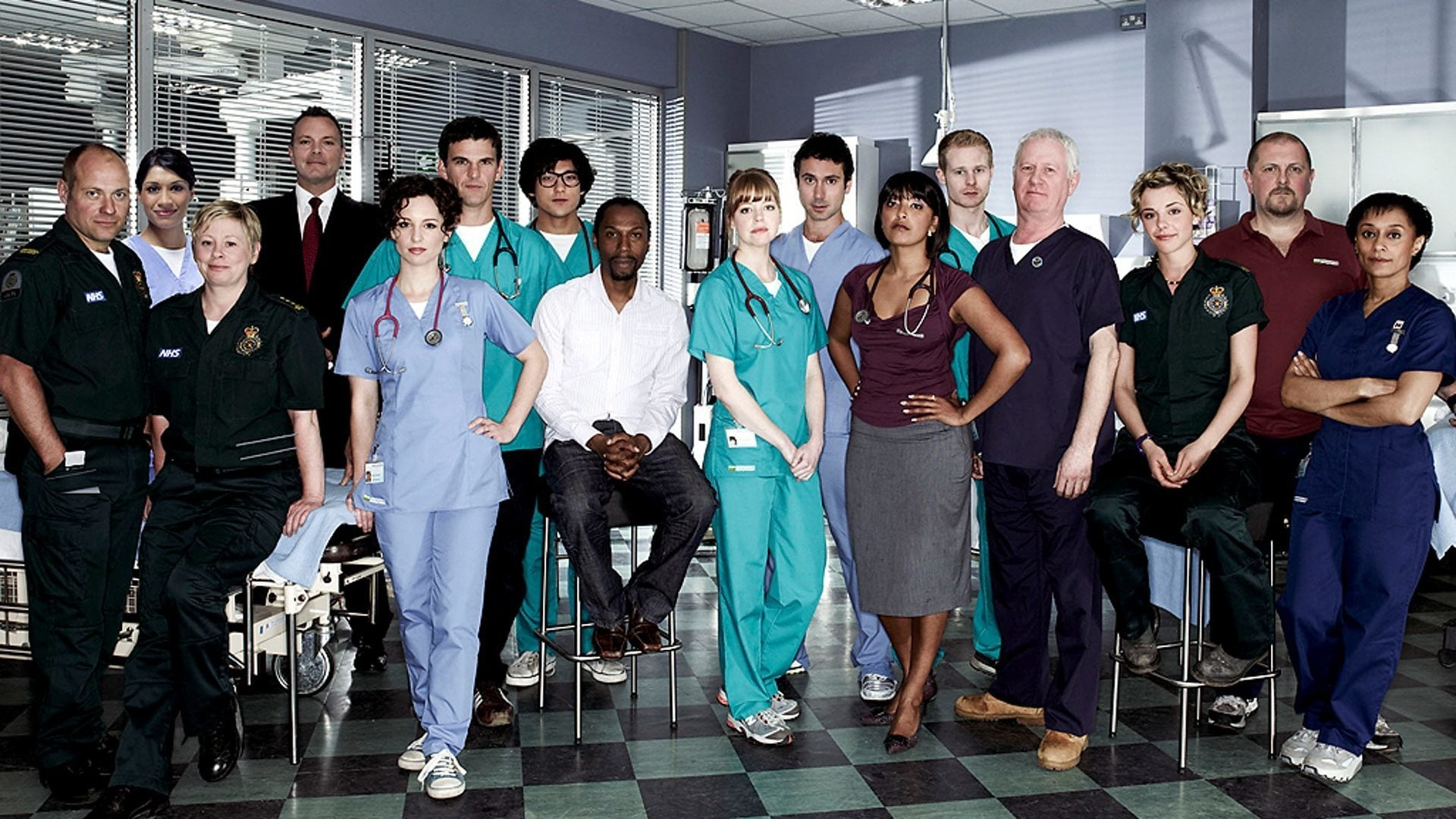 Casualty Season 25 :Episode 8  Employee of the Week