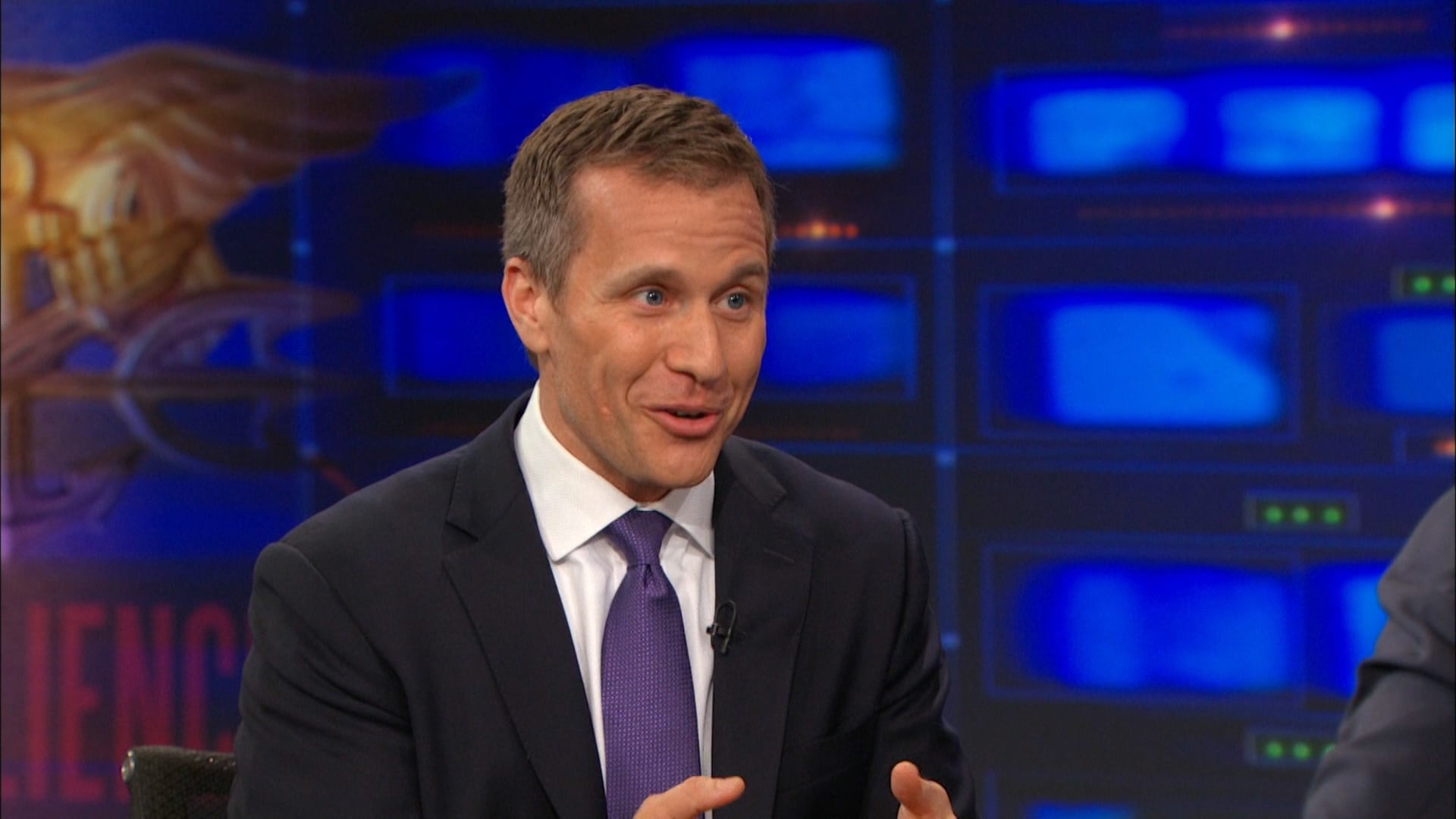 The Daily Show with Trevor Noah Season 20 :Episode 91  Eric Greitens