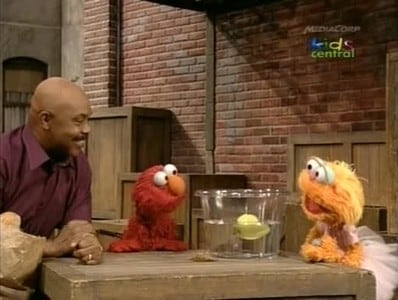 Sesame Street Season 36 :Episode 17  Elmo's And Zoe's Scientific Exploration