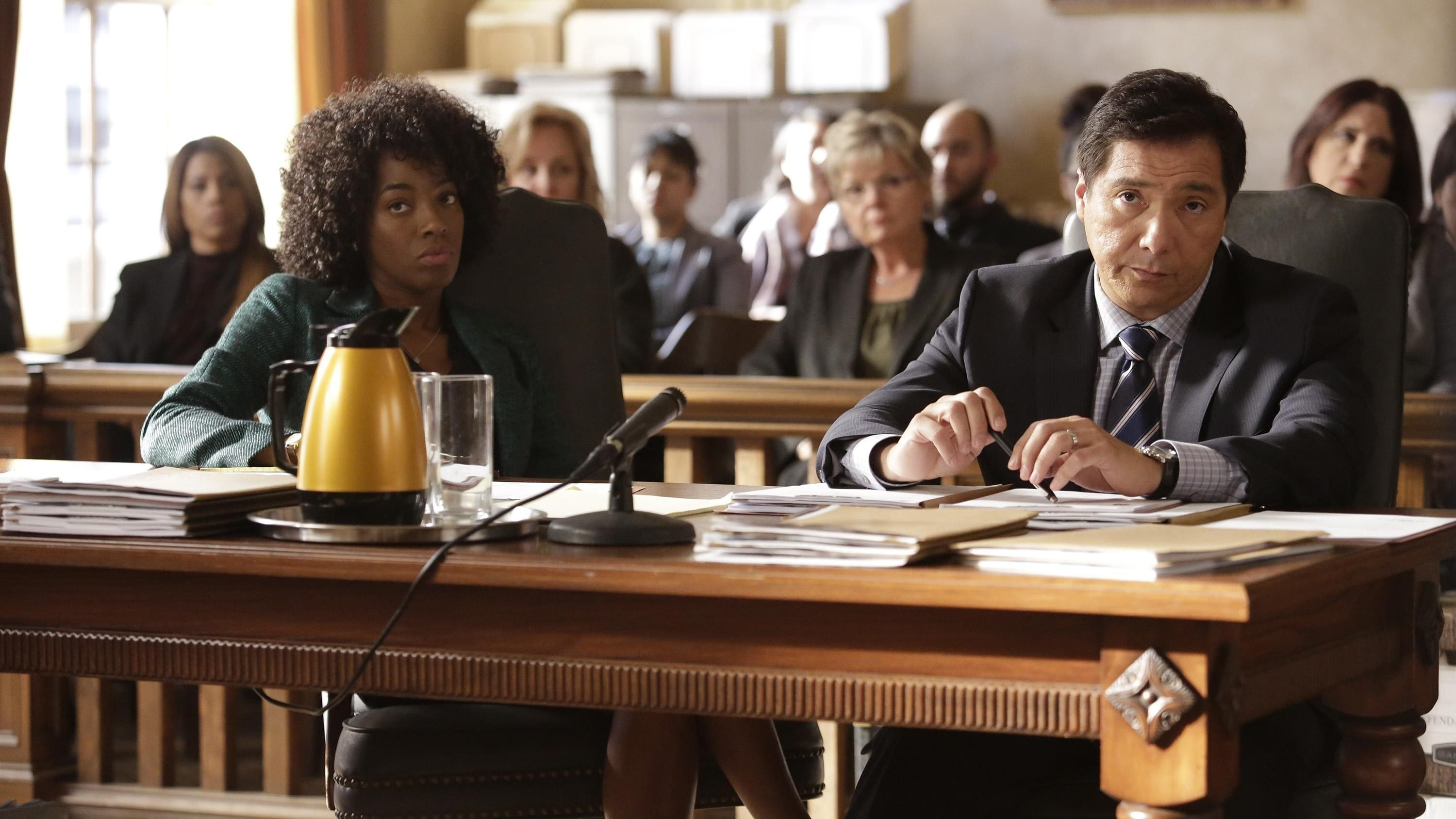 How to Get Away with Murder Season 3 :Episode 12  Go Cry Somewhere Else