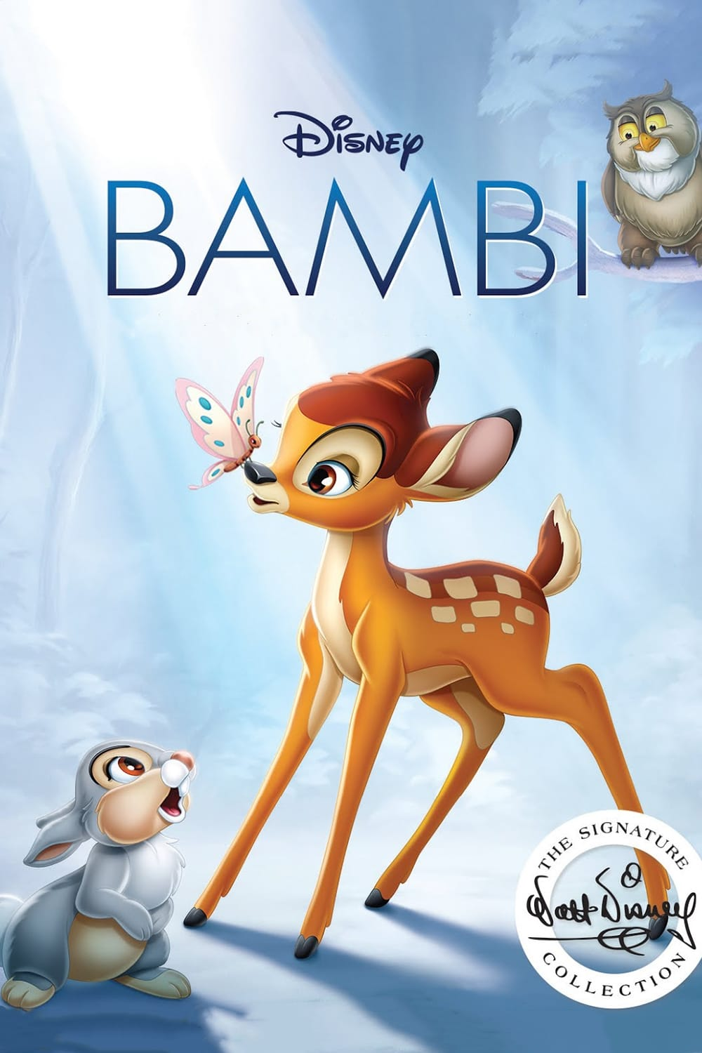 Bambi (1942) Streaming Complet VF