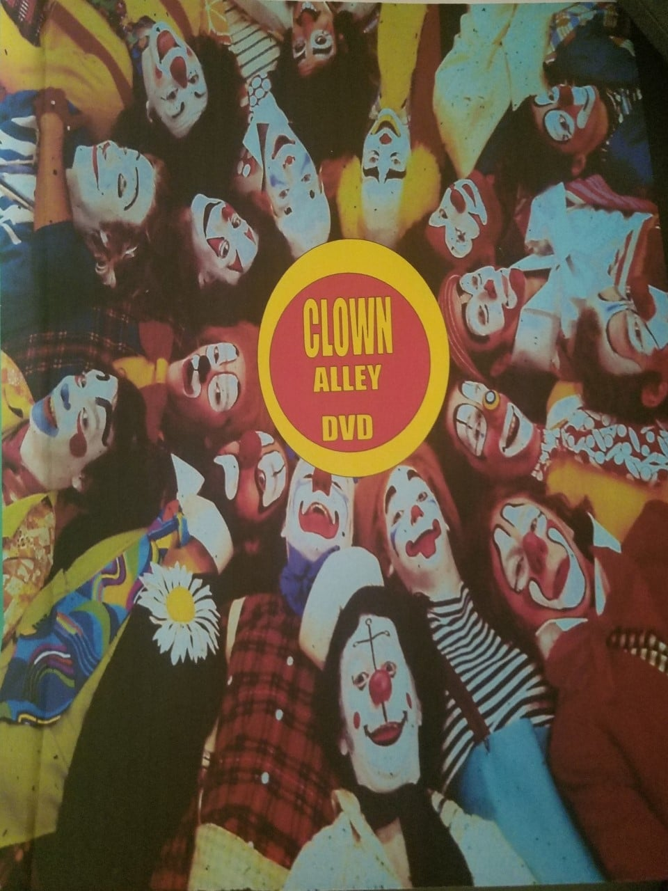 Clown Face!