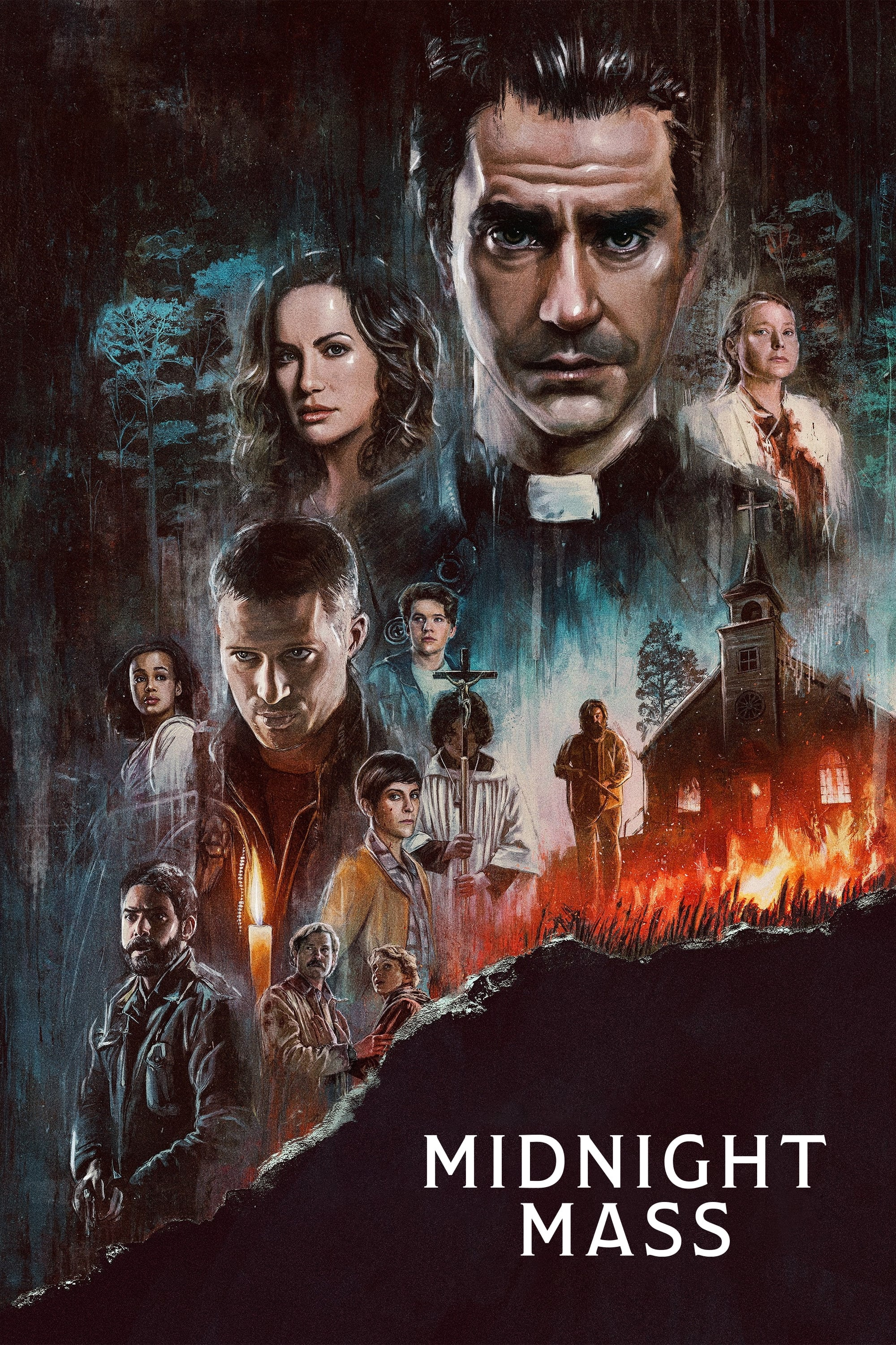 Midnight Mass TV Shows About Religion