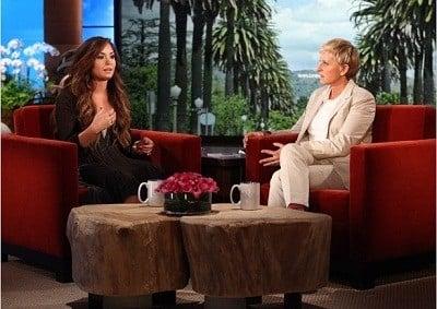 The Ellen DeGeneres Show Season 9 :Episode 7  Demi Lovato, Kathy Bates, Christina Applegate