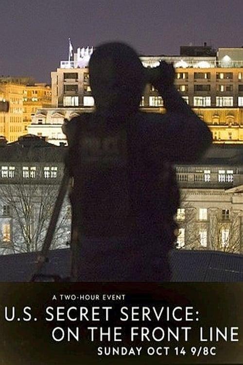 Serviço Secreto Americano: Bastidores poster, capa, cartaz