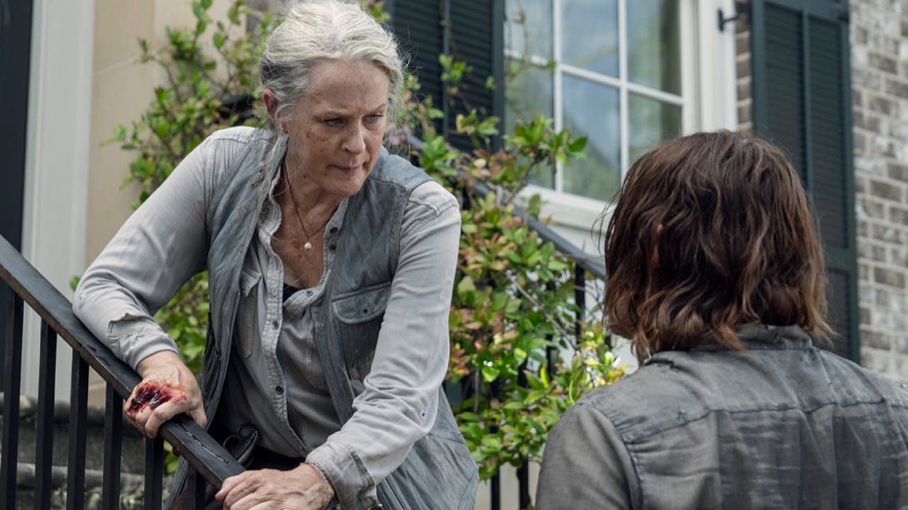 The Walking Dead Season 10 :Episode 7  Mach die Augen auf