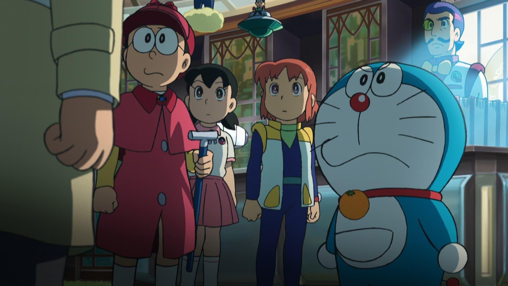 Doraemon: Nobita's Secret Gadget Museum (2013) - Backdrops — The Movie  Database (TMDb)