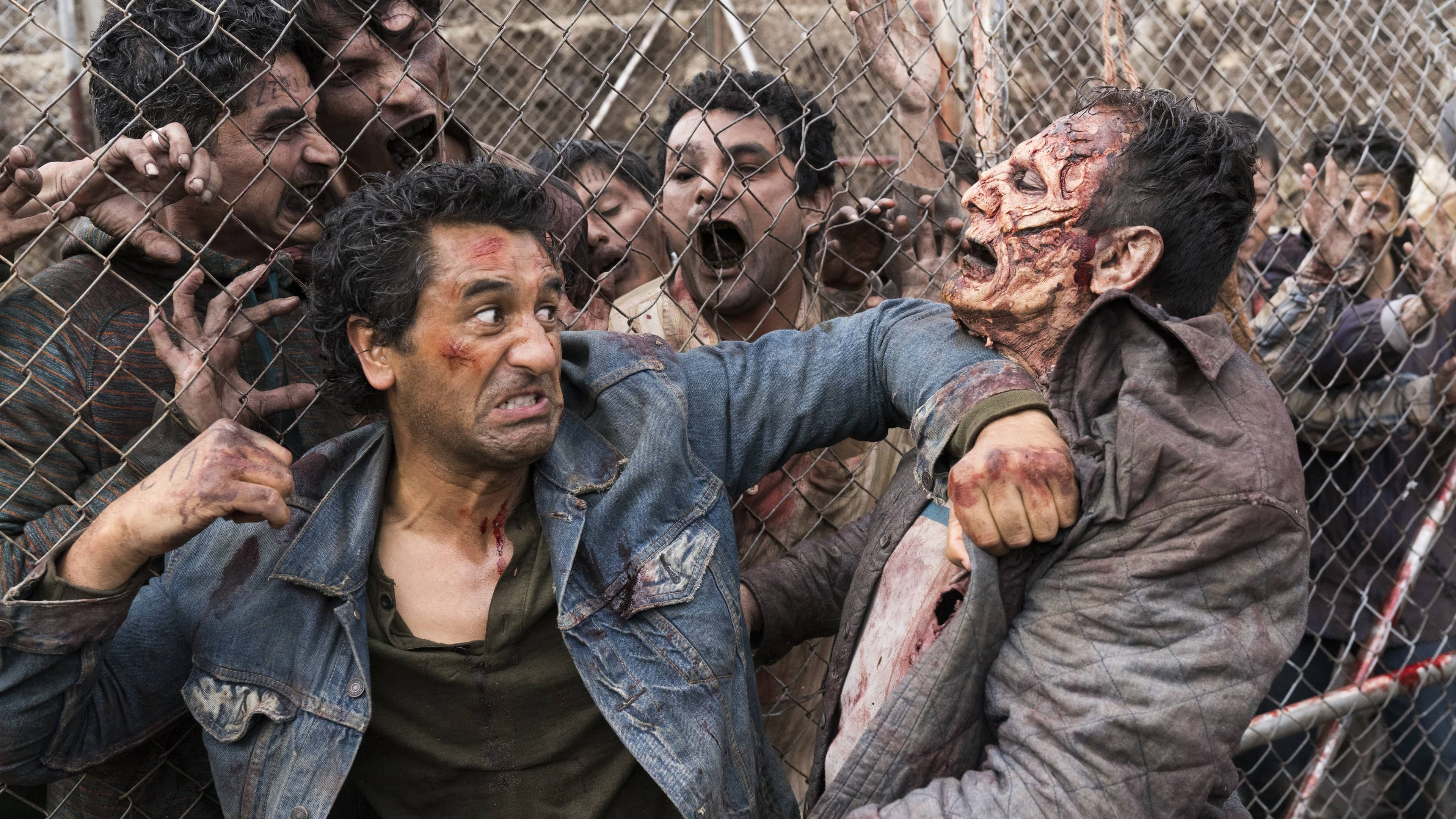 Fear the Walking Dead Season 3 :Episode 1  Eye of the Beholder