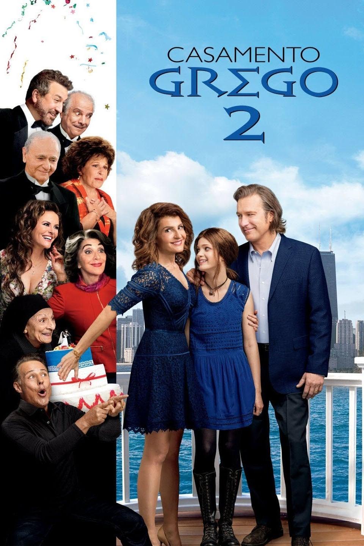 assistir filme casamento grego 2