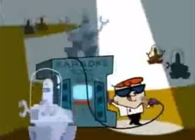 Dexter's Laboratory Season 0 :Episode 39  Back To The Lab (Music video)