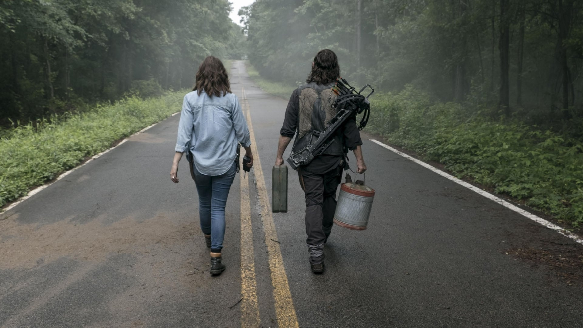 The Walking Dead Season 9 :Episode 3  Warning Signs