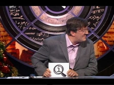 QI Season 1 :Episode 12  Advent (Christmas Special)