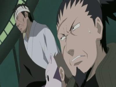 Naruto Shippūden Season 9 :Episode 179  Kakashi Hatake, The Jonin in Charge