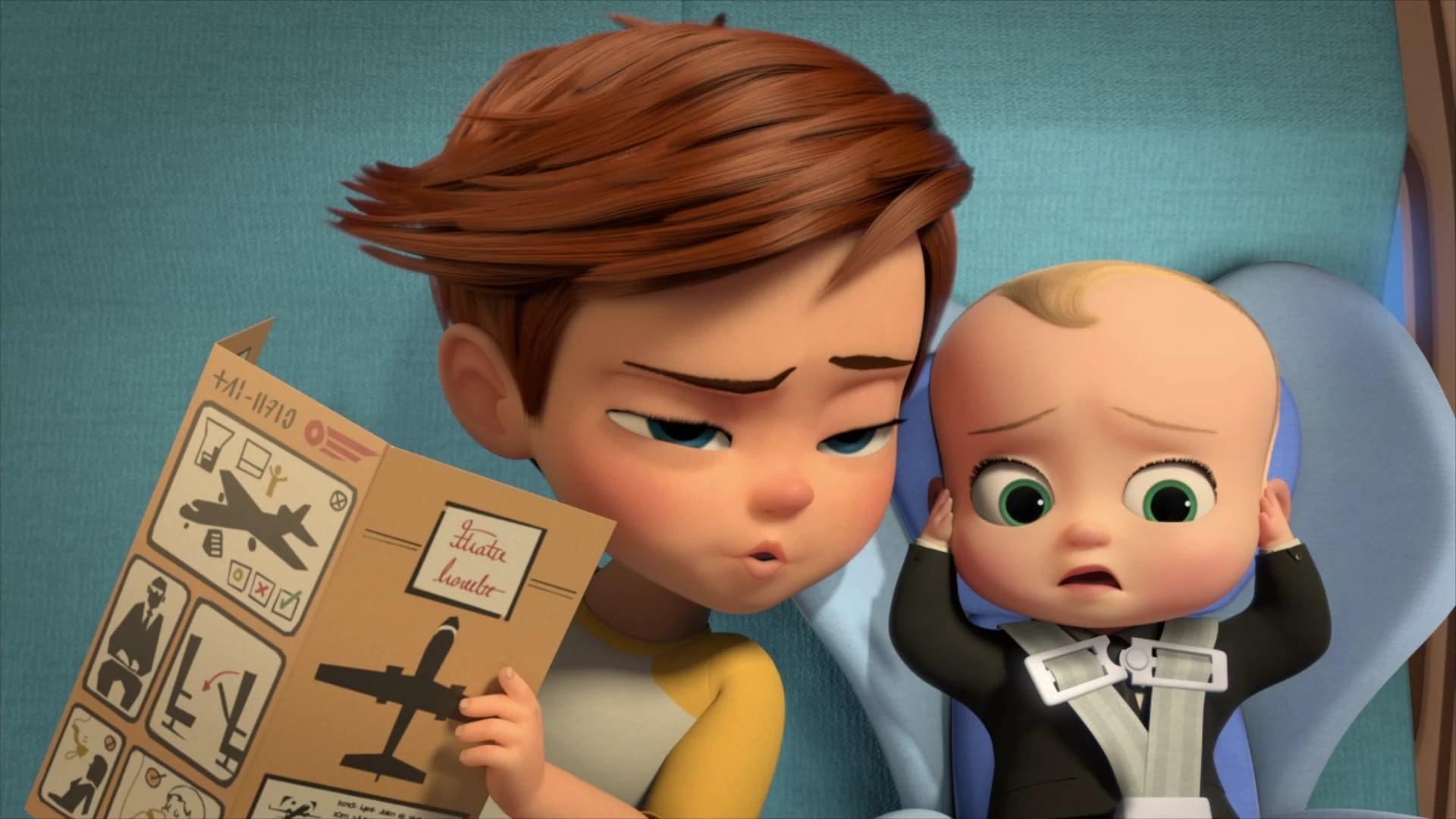 Baby Boss Movie4k