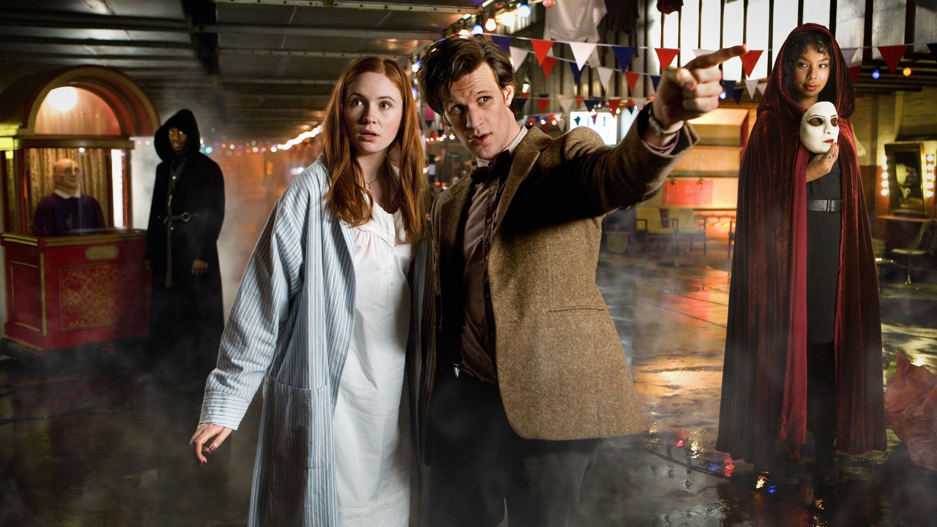 Doctor Who Season 5 :Episode 2  Der Sternenwal