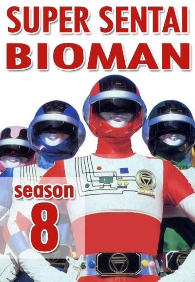 Super Sentai Season 8