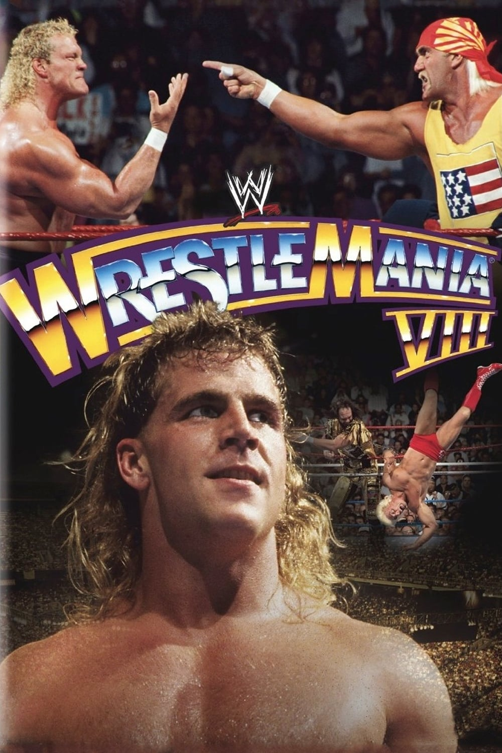 WWE WrestleMania VIII