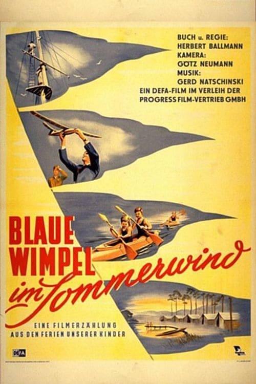 Blue Bandanas in the Summer Wind (1952)