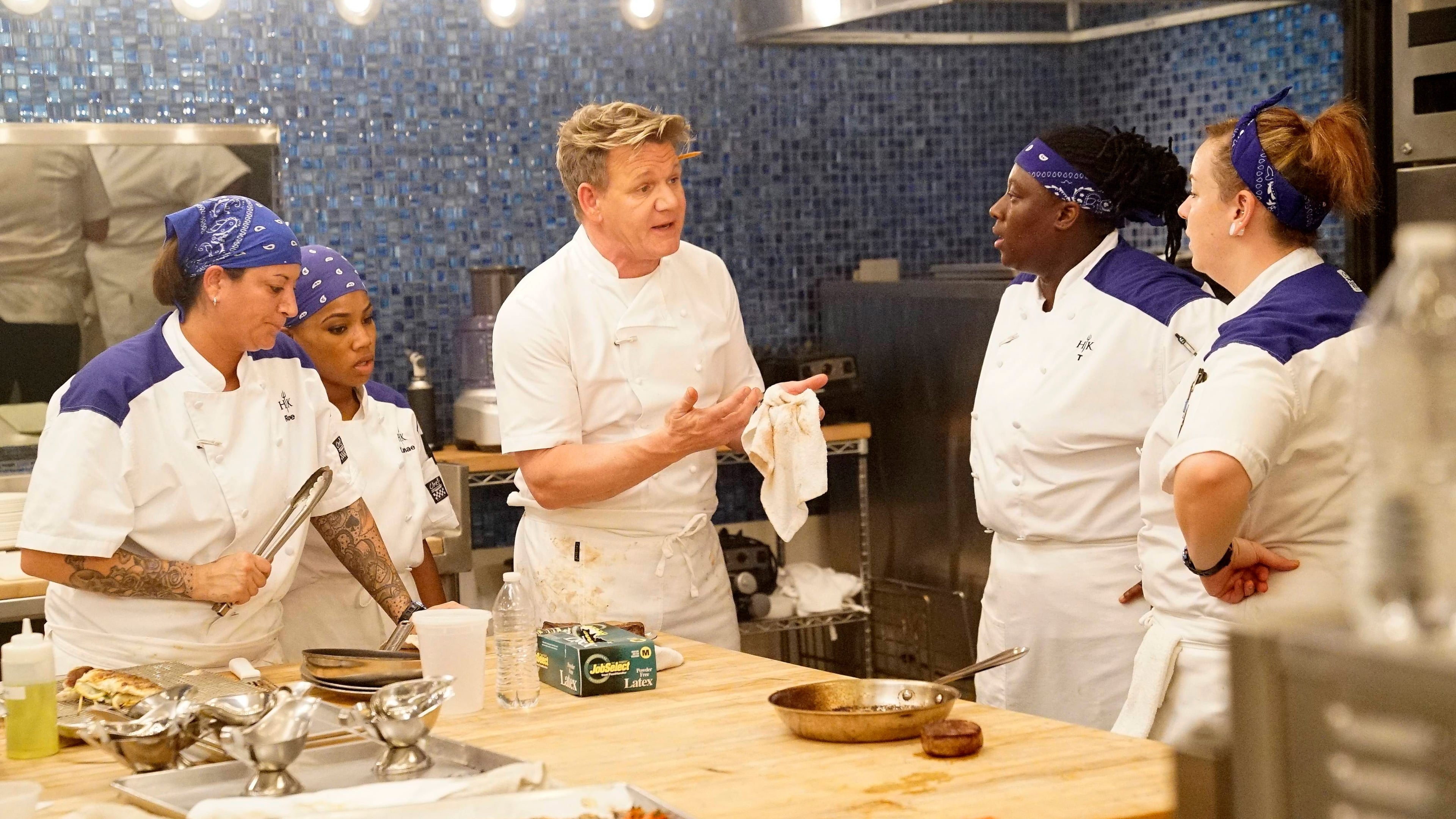 Hell S Kitchen Season 18 X Episode 6 Free To Watch Online