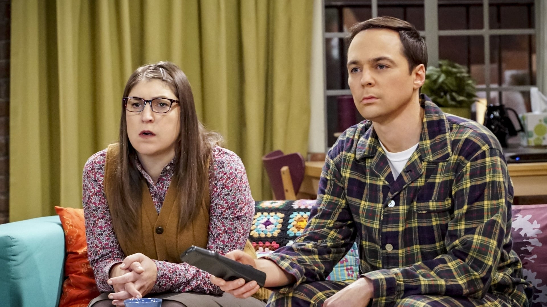The Big Bang Theory Season 12 :Episode 10  The VCR Illumination
