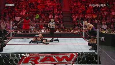 WWE Raw Season 17 :Episode 34  Episode #851