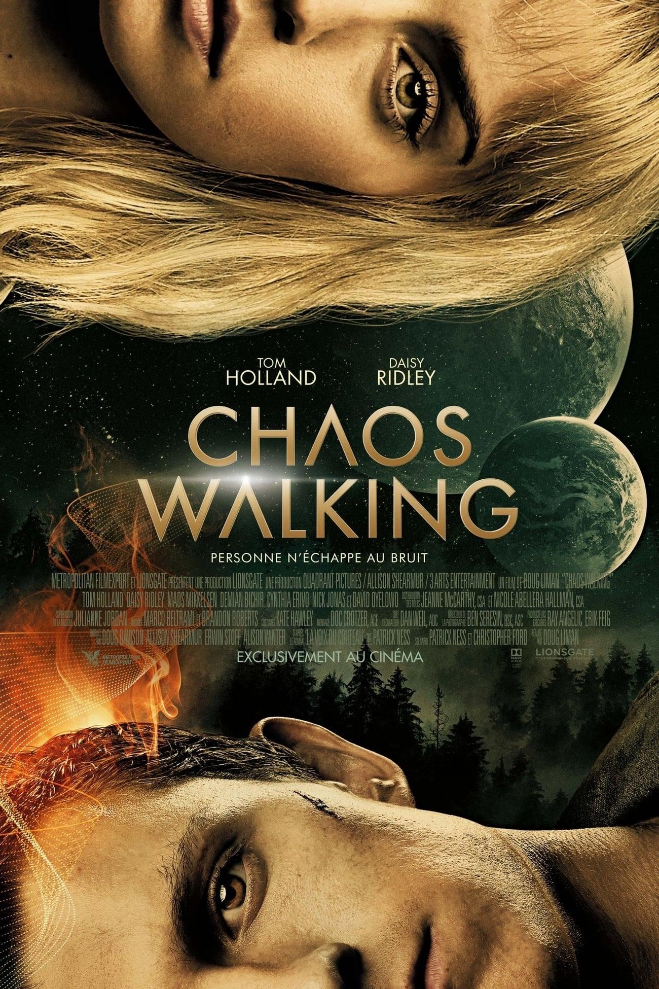 Chaos Walking streaming sur zone telechargement