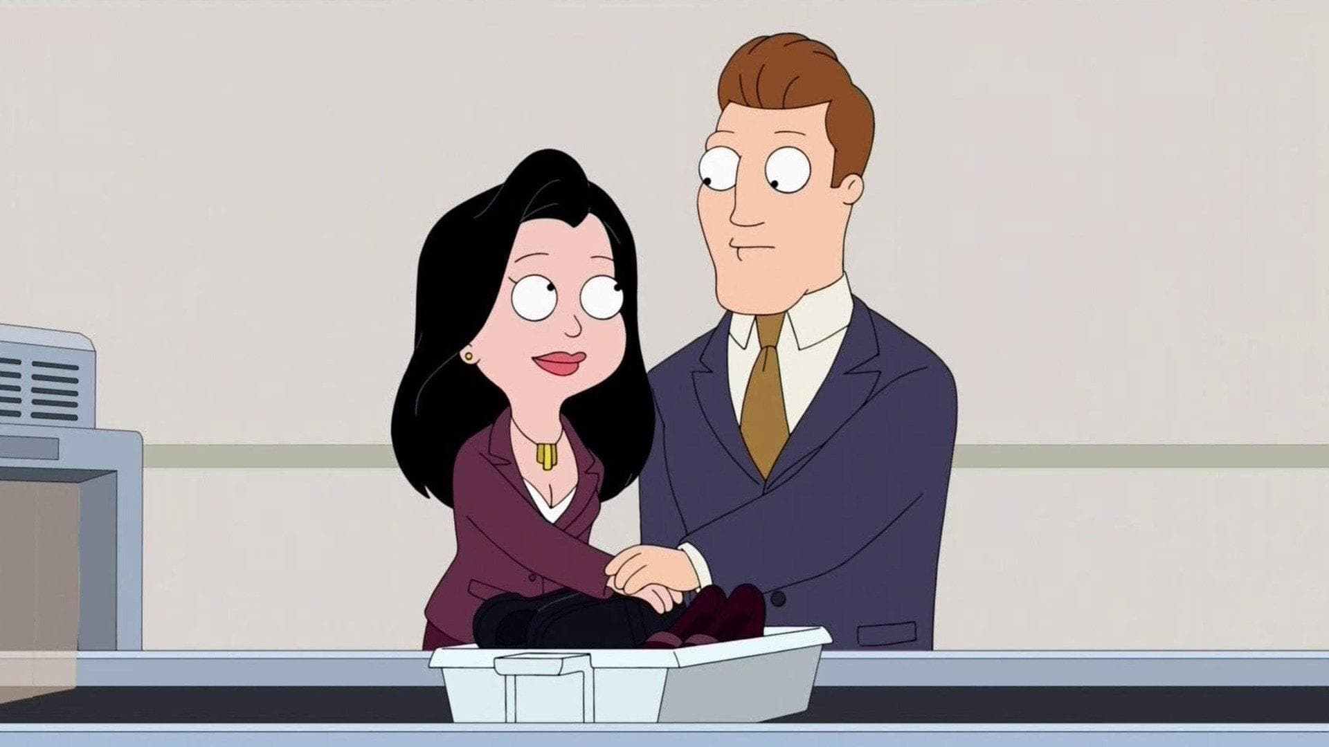 American Dad! Season 12 :Episode 9  My Affair Lady
