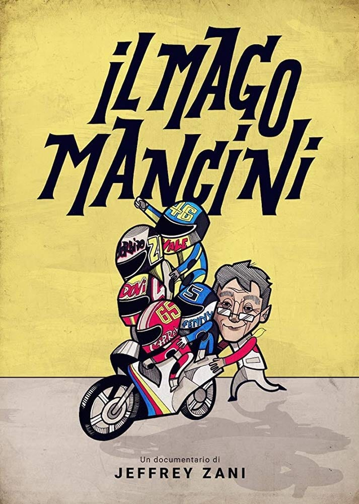 Mancini, the Motorcycle Wizard (2016)