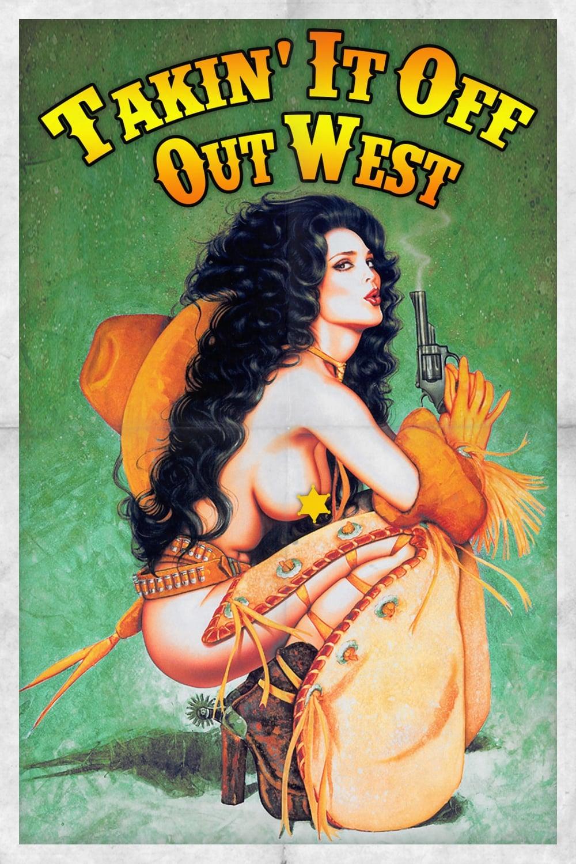 Ver Takin' It Off Out West Online HD Español (1995)