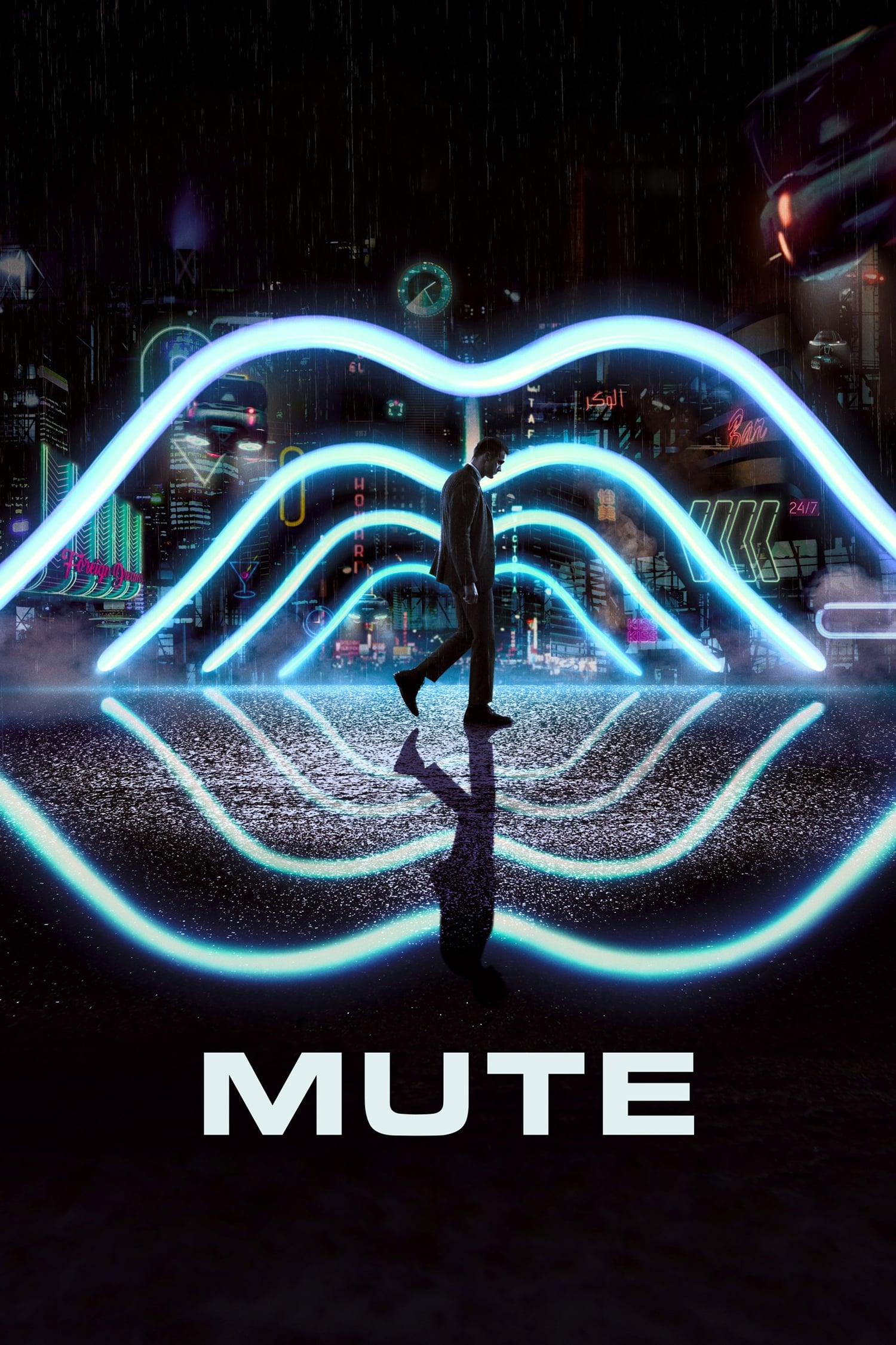 Watch the streaming movie Mute