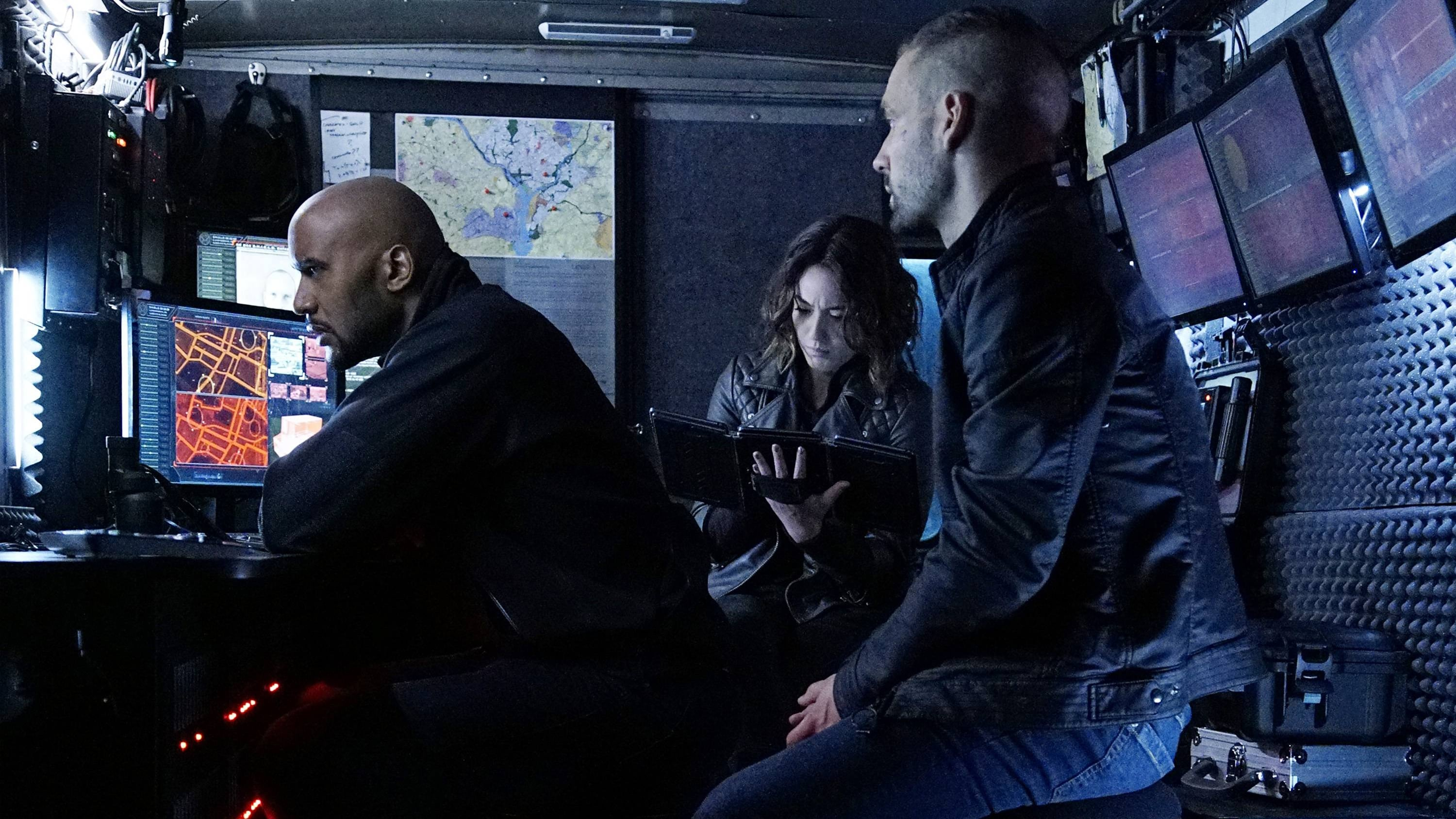 Marvel's Agents of S.H.I.E.L.D. Season 3 :Episode 6  Among Us Hide...