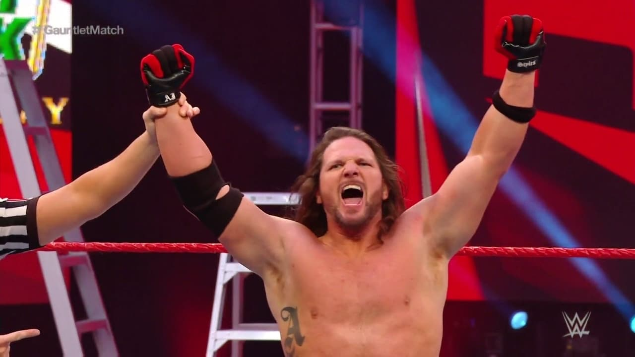 WWE Raw Season 28 :Episode 18  May 4, 2020