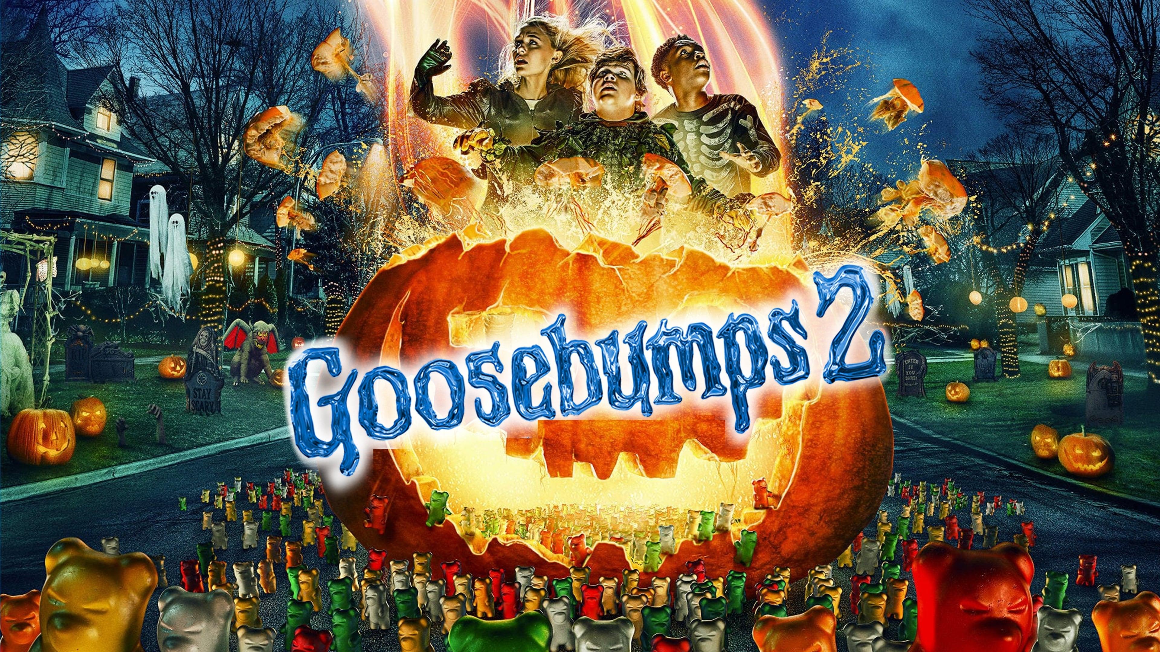 Goosebumps: Призрачен Хелоуин