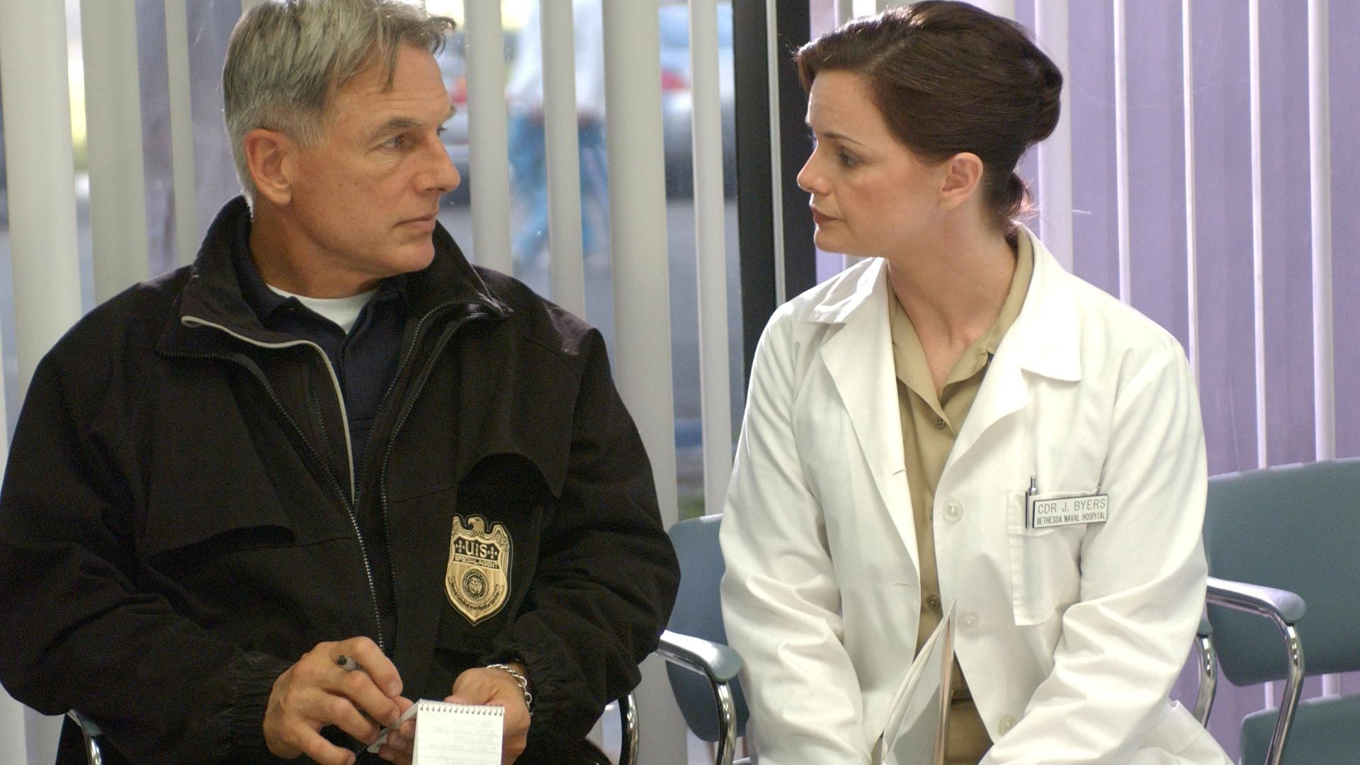 NCIS Season 2 :Episode 8  Heart Break