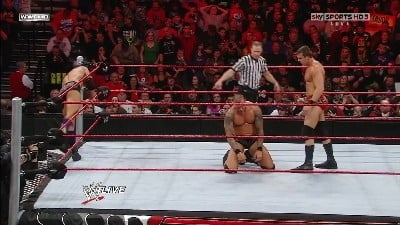 WWE Raw Season 18 :Episode 8  February 22, 2010 (Indianapolis, IN)