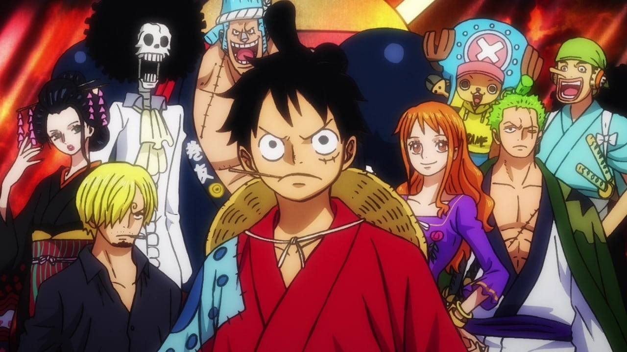 One Piece Season 21 :Episode 911  Bringing Down the Emperor of the Sea! A Secret Raid Operation Begins!