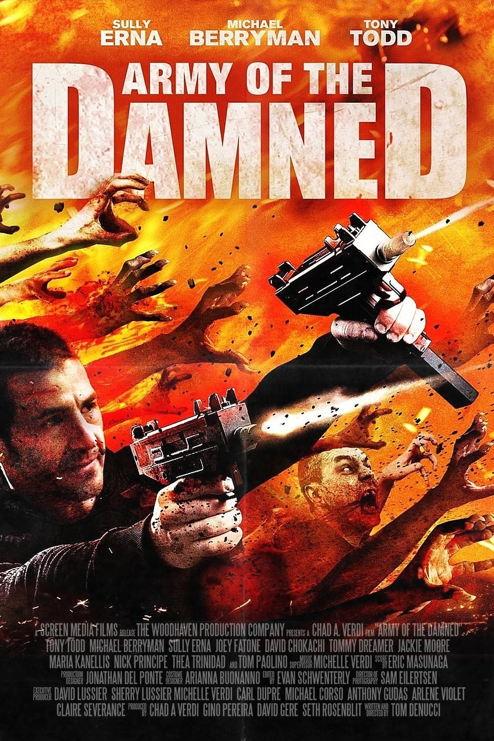 Army of the Damned on FREECABLE TV
